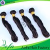 Can be dyed&restyled factory cheap price spring curl vrigin indian hair