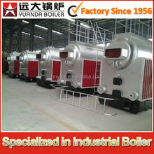 factory price hot water boiler coal burning for thermal company