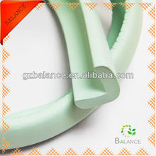 eco-friendly plastic NBR corner protector/baby safety table edge protector
