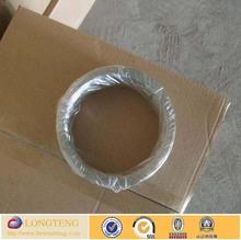 use for Brazil Market galvanized small coil iron wire