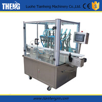 bottle washing filling capping machine