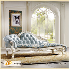 elegant antique classic french luxury chaise lounge