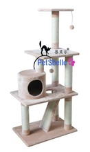 Pet Product Cat Tree and Toy