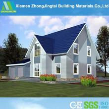 High level villa/modular homes prefab house/small villa design