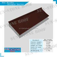 concrete roof heat insulation/solar roof shingles/european roof tile