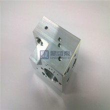 0.1mm Tolerance Aluminum CNC machining parts, machined parts machining service