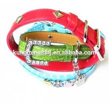 Sliding Letters Dog Collar,crystal dog collar. Professional Eco-Friendly Dog Collar/dog leash,pet dog collars.fashion collar