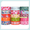Japanese Washi Material Masking Tape, DIY Decorative Paper Tape
