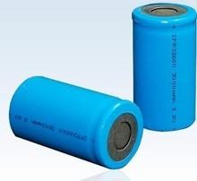 La alta tasa de descarga 3.2v3000mah 32600 batería de litio recargable de la batería 32600 pack