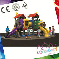 HSZ-KTP5086A Easy Install Outdoor Mini Slides for Playground Kids Outdoor Playground