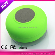 bluetooth 3.0 bluetooth wireless speaker for sauna with different colors for selection