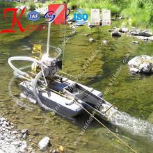 Qingzhou Export Diesel Engine Boat for Gold Dredging