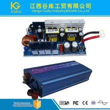 Off grid hybrid inverter DC 12V to AC 220V 500W pure sine wave solar system home inverter solar panel inverter