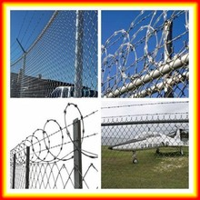 chain wire mesh fence basketball for fencing / chain link fence weight