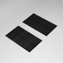 9V 1.2W small size solar panel frameless