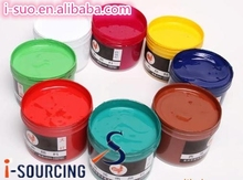 Iridescent decorative mica pearl powder pearlescent pigments for building coating
