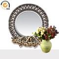 Nuevo diseño de resina de enmarcado miroor/espejo decorativo/baratos espejo