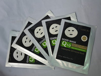 natural Anti-wrinkle And Moisturizing Silk Facial Mask Coenzyme Q10 Facial Mask wholesale price