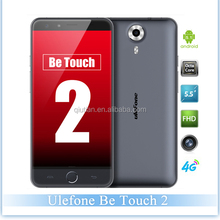 """5.5"""" IPS Ulefone Be Touch 2 Android 5.1 4G LTE Mobile phone MTK6752 64 bit Octa Core 3GB RAM 16GB ROM 5 MP+13 MP Camera"""