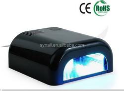 Professional wholesales cheap uv lamp uv nail lampada / lamp uv nail