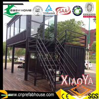 new zealand standard shipping container for coffee shop