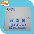 microducto al aire libre caja de fibra distribuidor plc