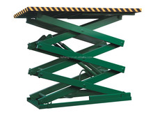 hydraulic scissor lift table mechanism for lift up coffee table LZ-SJG3-4