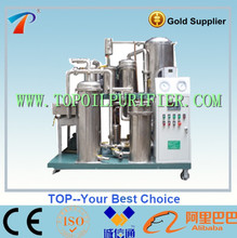 Used Cooking Oil Processing Machine,stainless steel materials,reduce acid value,low consumption