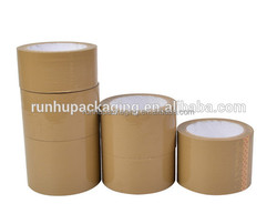 china supplier and manufacturer for brown parcel packing tape