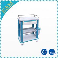 EM-CT006 hospital food trolleys hospital laundry trolley hospital cleaning trolleys