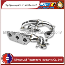 Professional installation is highly recommended performance exhaust header auto parts