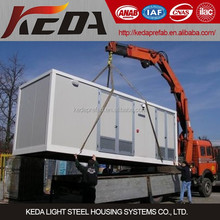 Movable Home Container Office House for Sale 00317