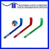 Hot selling Cheap Mini plastic hockey stick for kid ABGS110