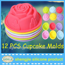 factory price silicone cake decorating supplies