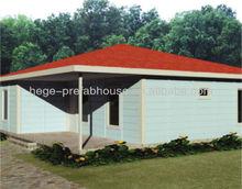 Lujo casas prefabricadas in panel