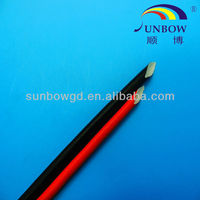 1500V CUL Tested Silicone Rubber Fiberglass Sleeving