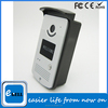 Water Proof IP66 outdoor Camera, Smart Door Surveillance + Door Access Control, Hot Sale IP video door phone door intercom