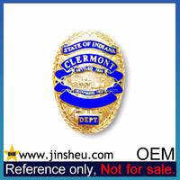 Experienced China Maker Custom Insignia Security Badge