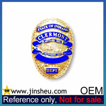Experienced China Maker Custom Insignia Security Badge