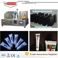 HX-007 new condition ultrasonic manual plastic tube sealer