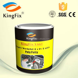 flexible light weight filler