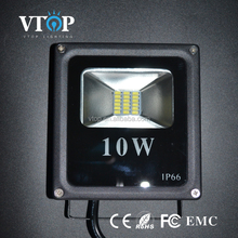 10w SMD outdoor led floodlight wall lamps for building decor,changeable