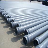 EN ISO 4422 standard PVC water pipes