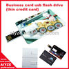 Hot Credit card price for 4gb 8gb 16gb 32gb promotional business card usb flash drive,Customized design your picture