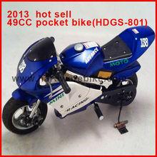 2013 hot sell 49CC pocket bike (HDGS-801)