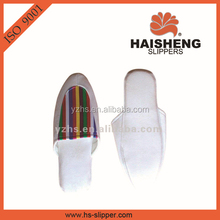 good quality hotel terry towel slippers for man