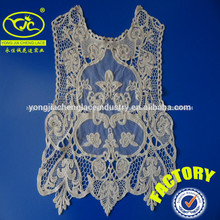 ( yjc12655) crochet mujeres chaleco de malla