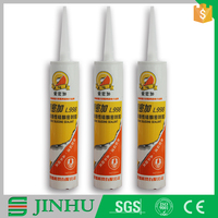 Heat resistant Cheap silicone adhesives sealant for construction/window caulking