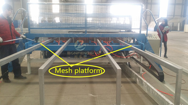 Wire mesh welding machine mesh platform.jpg