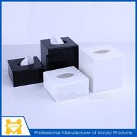 Manufacture New Development Customizable tissue box dubai,cube tissue box